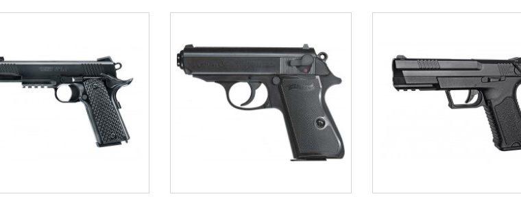 Guide: Her er de vigtigste kendetegn ved en god softgun pistol