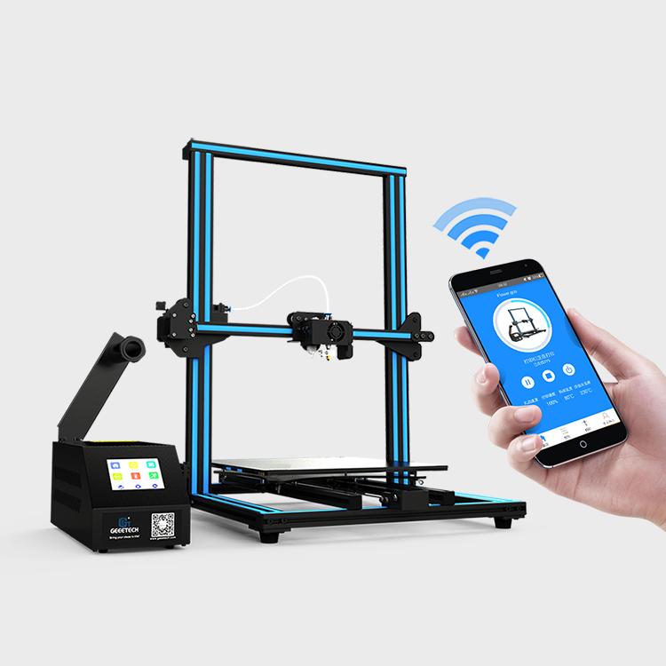 Find et hav af smarte 3D-printere hos Jaco Import