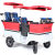 Gør køreturen sjovere med en el-drevet børnebus