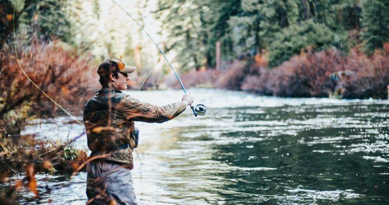 Vælg dit fiskegrej med omhu
