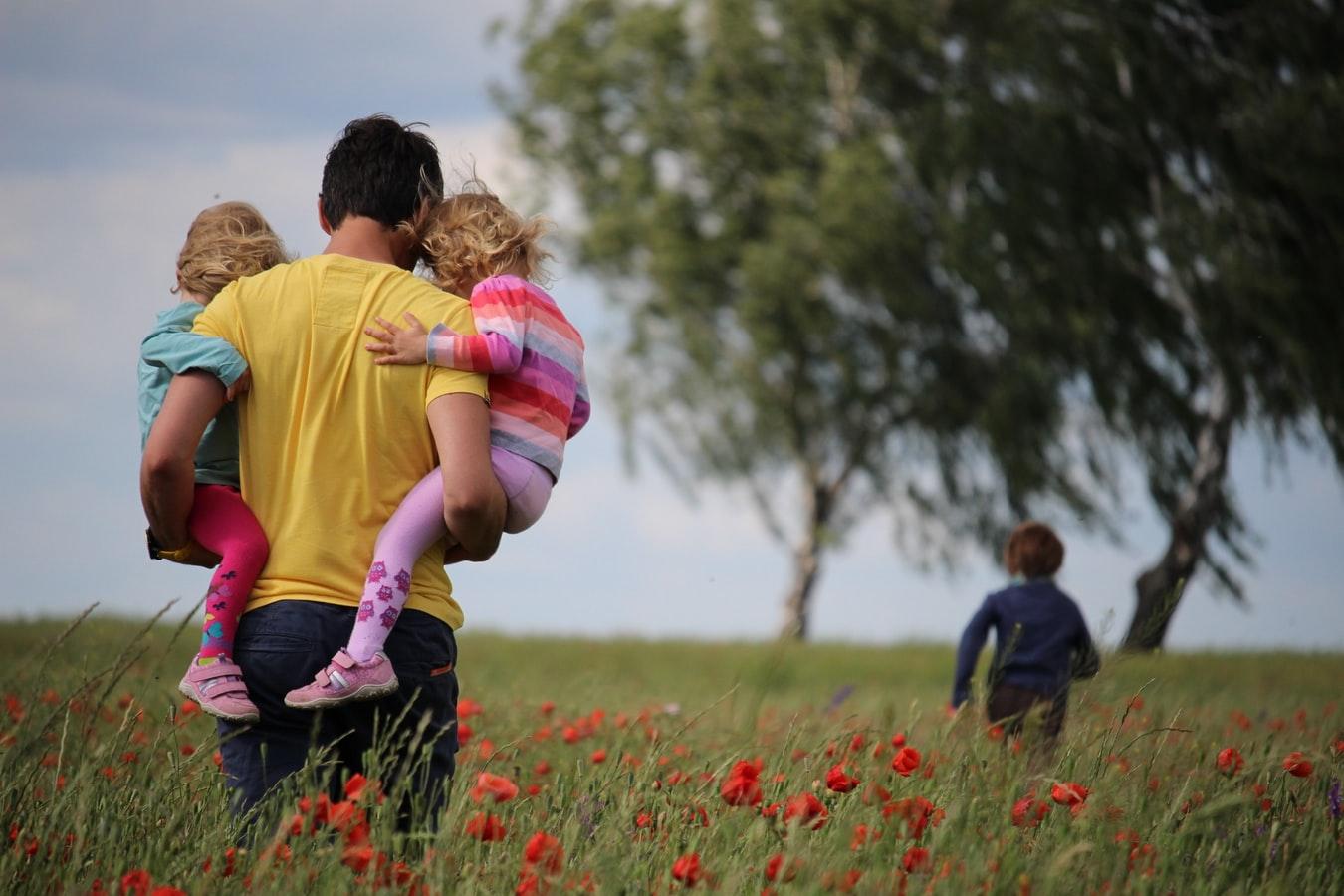Husk fars dag d. 5. maj