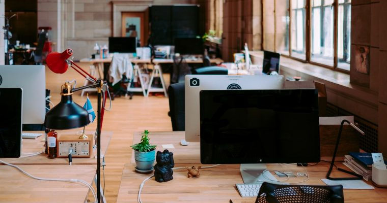 Sådan finder du de rette kontorlokaler
