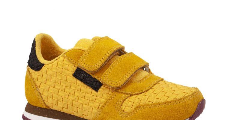 Stilrene sko til de mindste fra Woden Kids