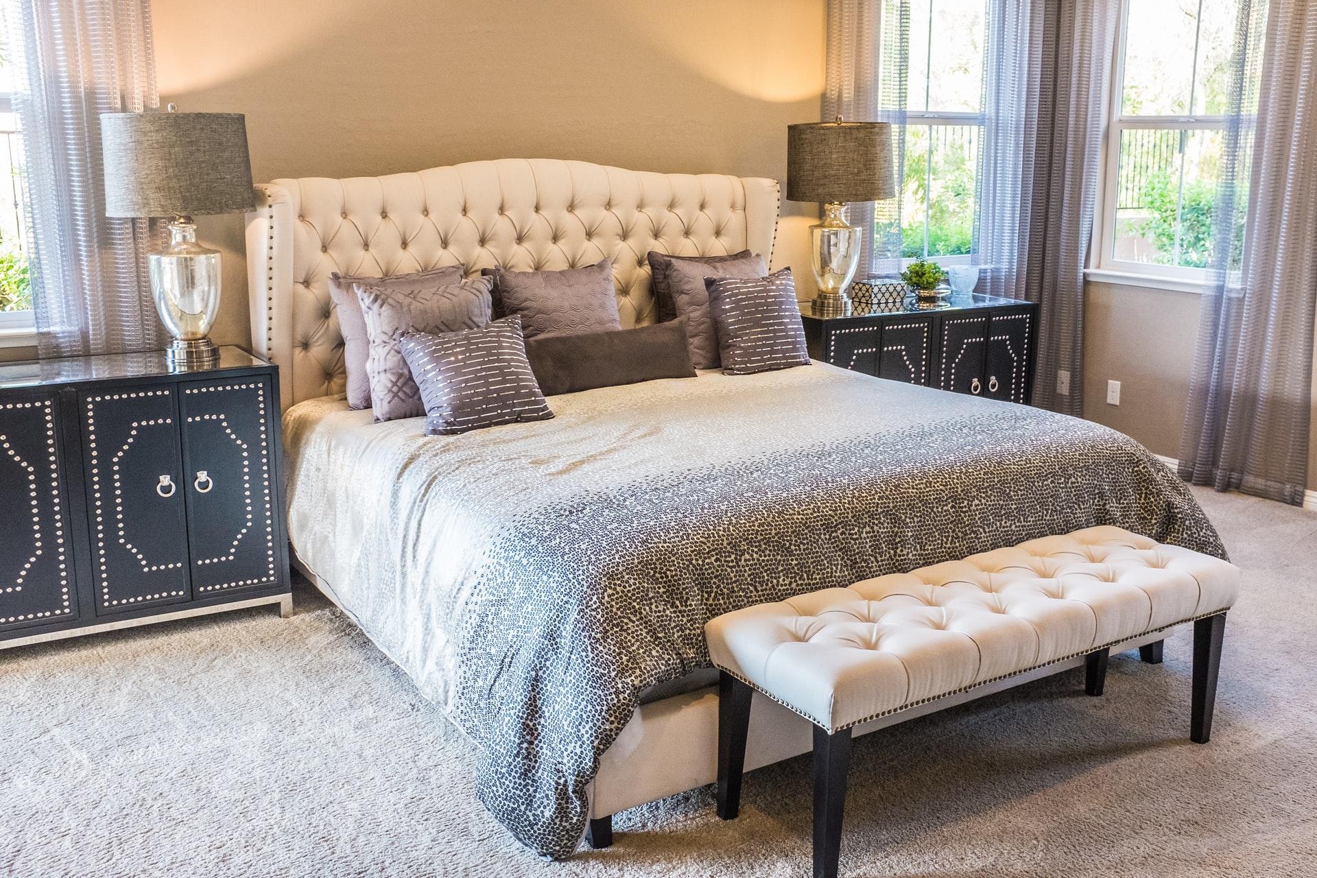 Vælg den rette sengegavl til dit soveværelse